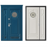 Дверь входная Металюкс Статус СМ898/16 Е