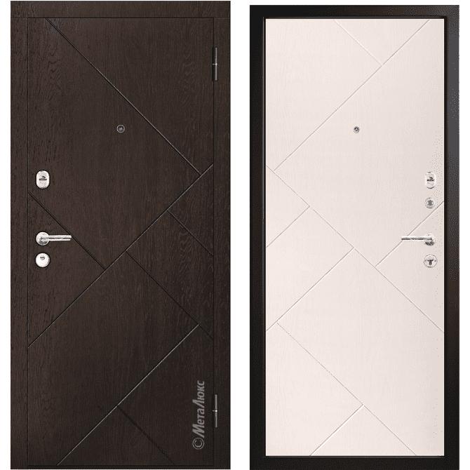 Дверь входная металюкс Гранд М392/1
