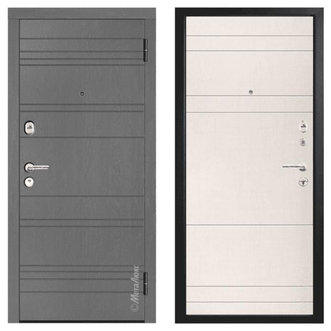 Дверь входная металюкс Гранд М395